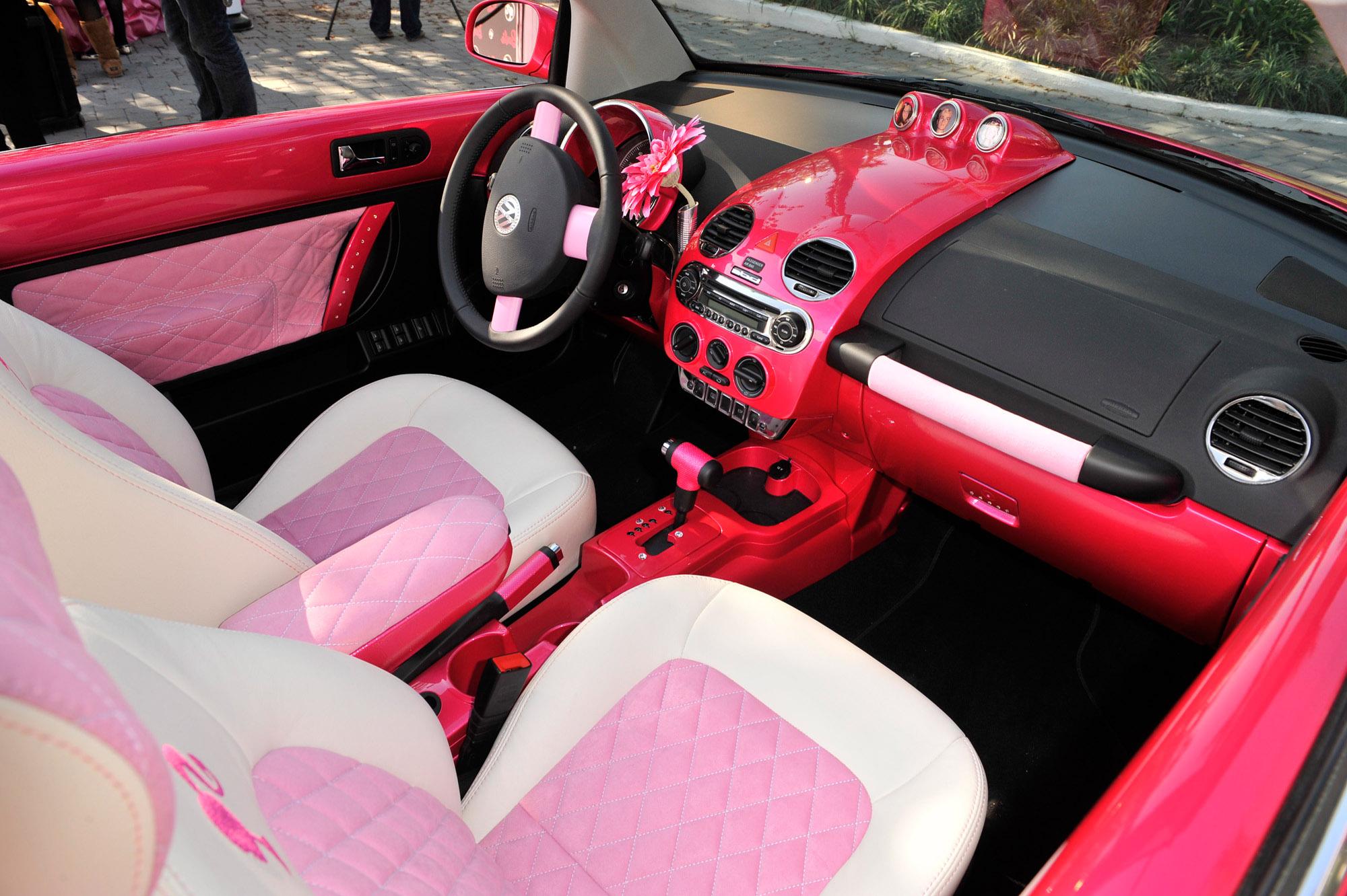 volkswagen beetle convertible barbie edition