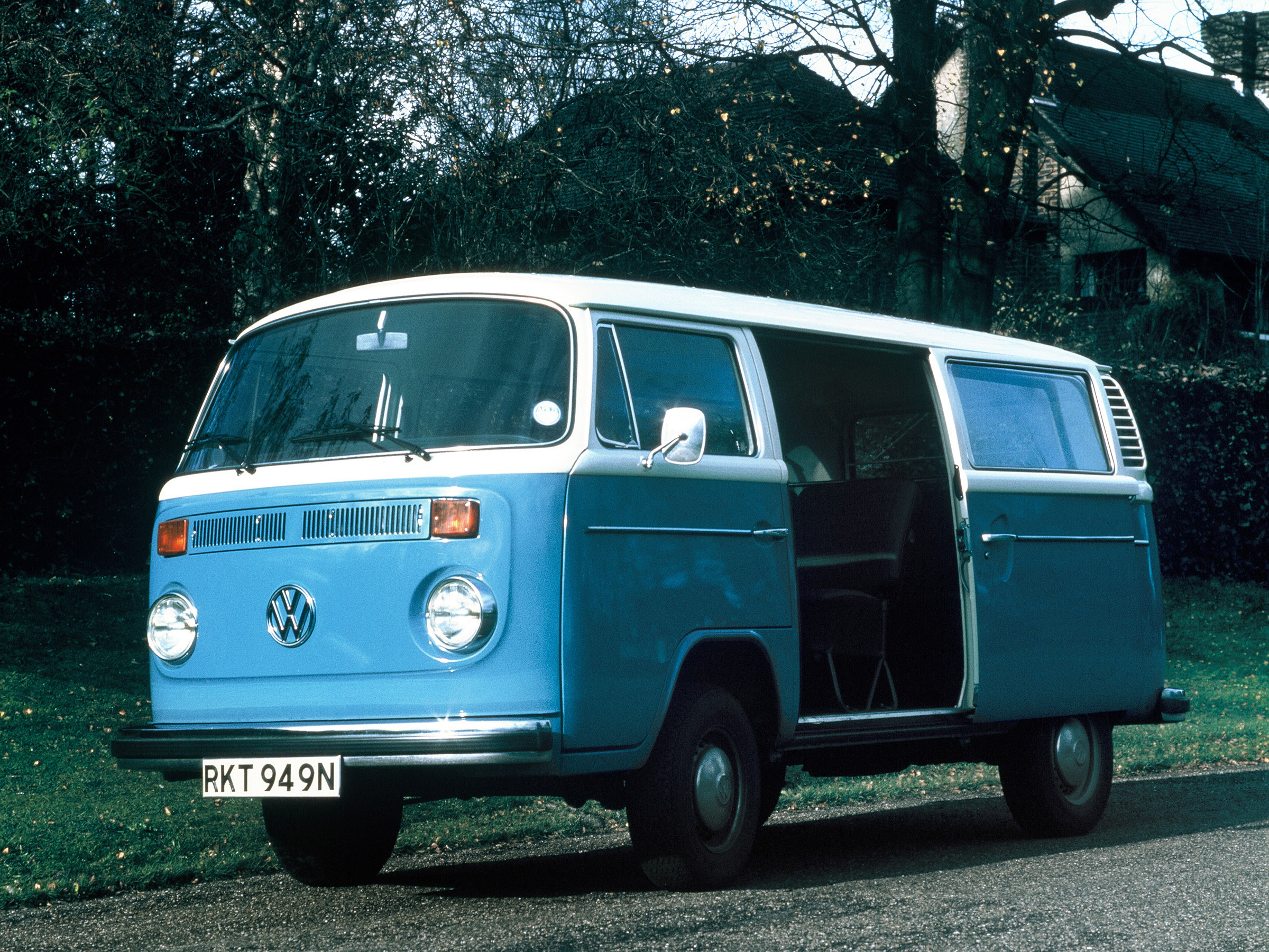 e931e25581 VW Camper Van 1974 - Picture 14464