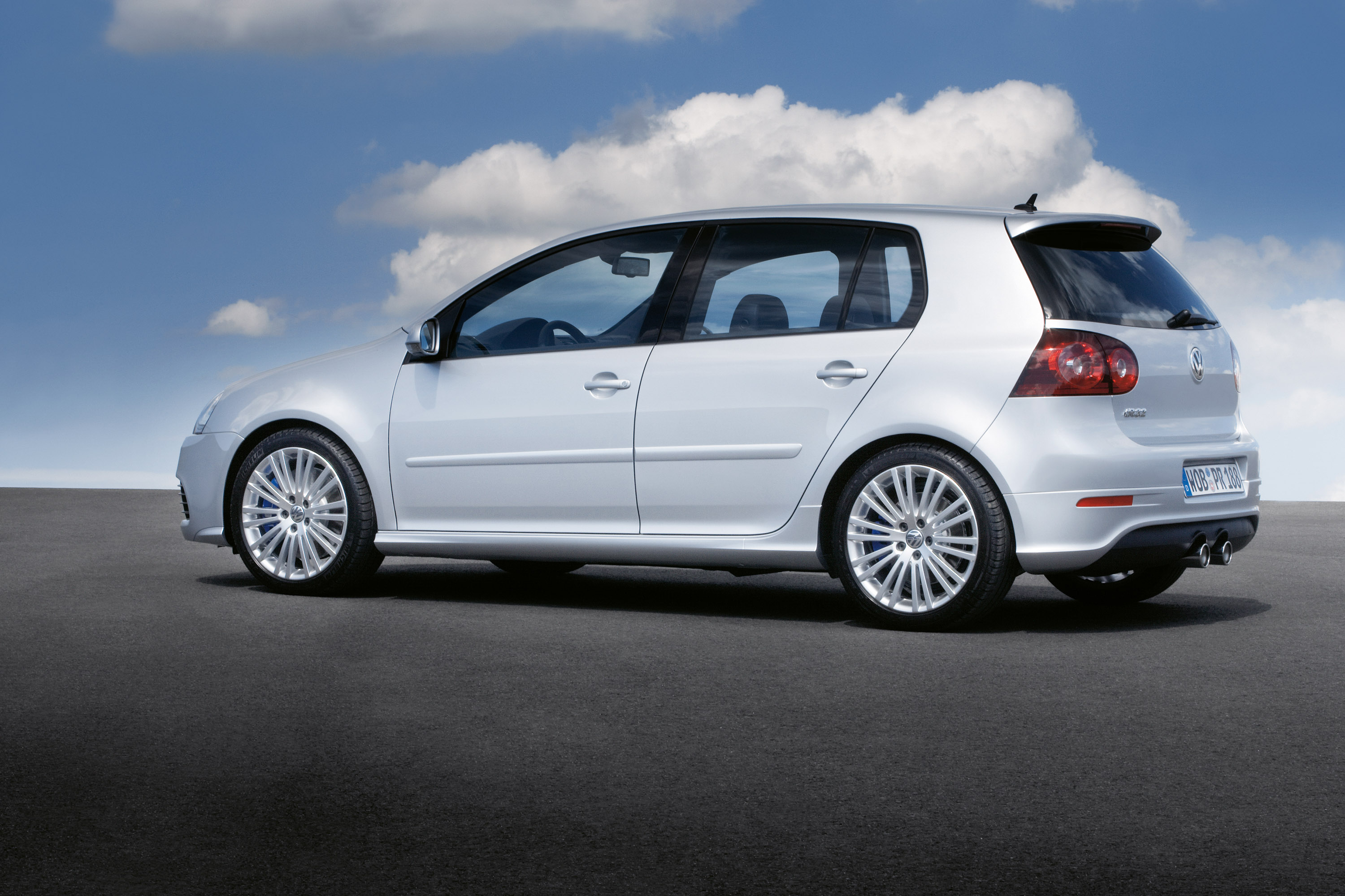 Golf Gti Top Gear >> 2006 Volkswagen Golf R32