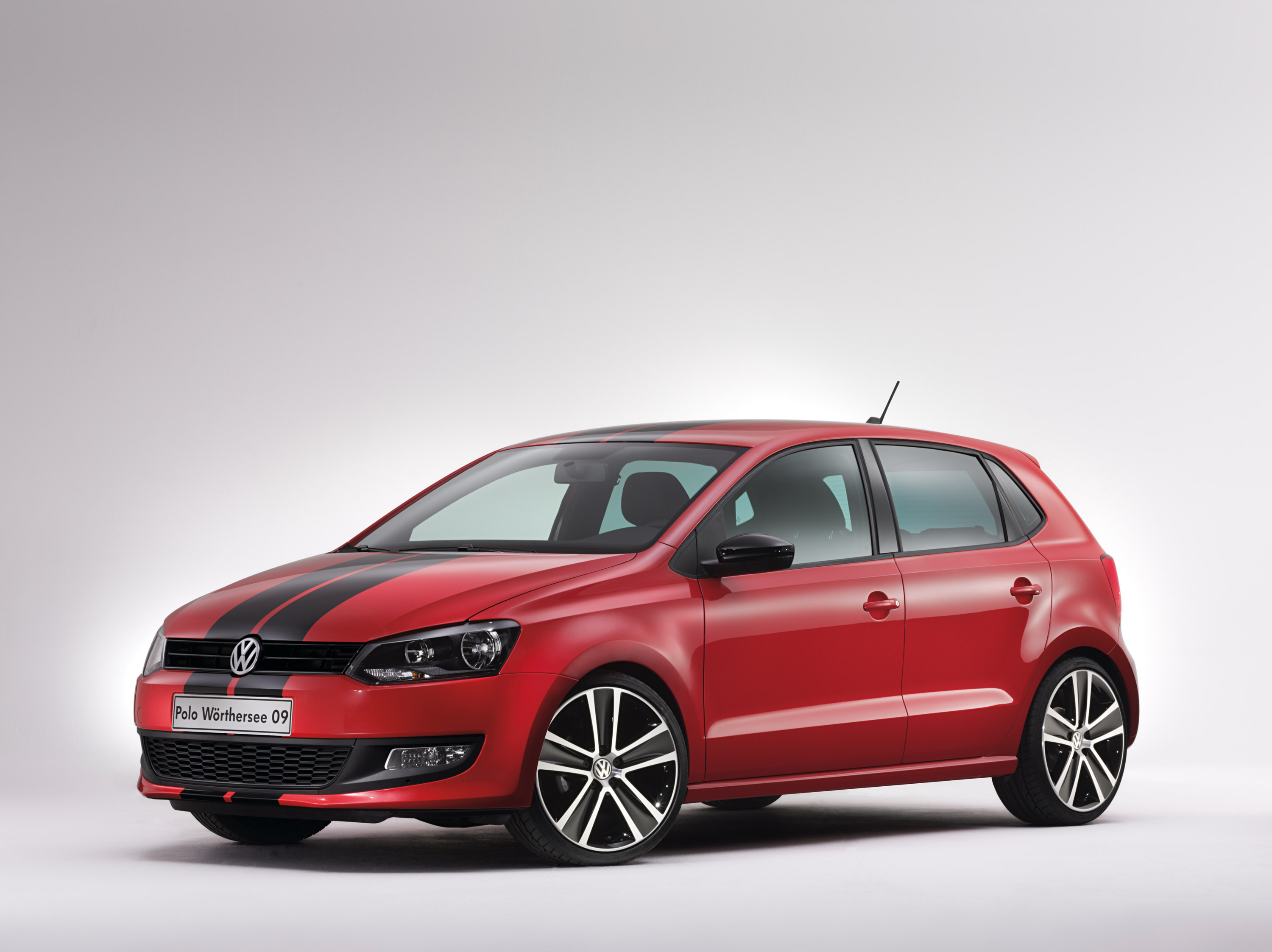 vw polo w rthersee 09 concept car. Black Bedroom Furniture Sets. Home Design Ideas