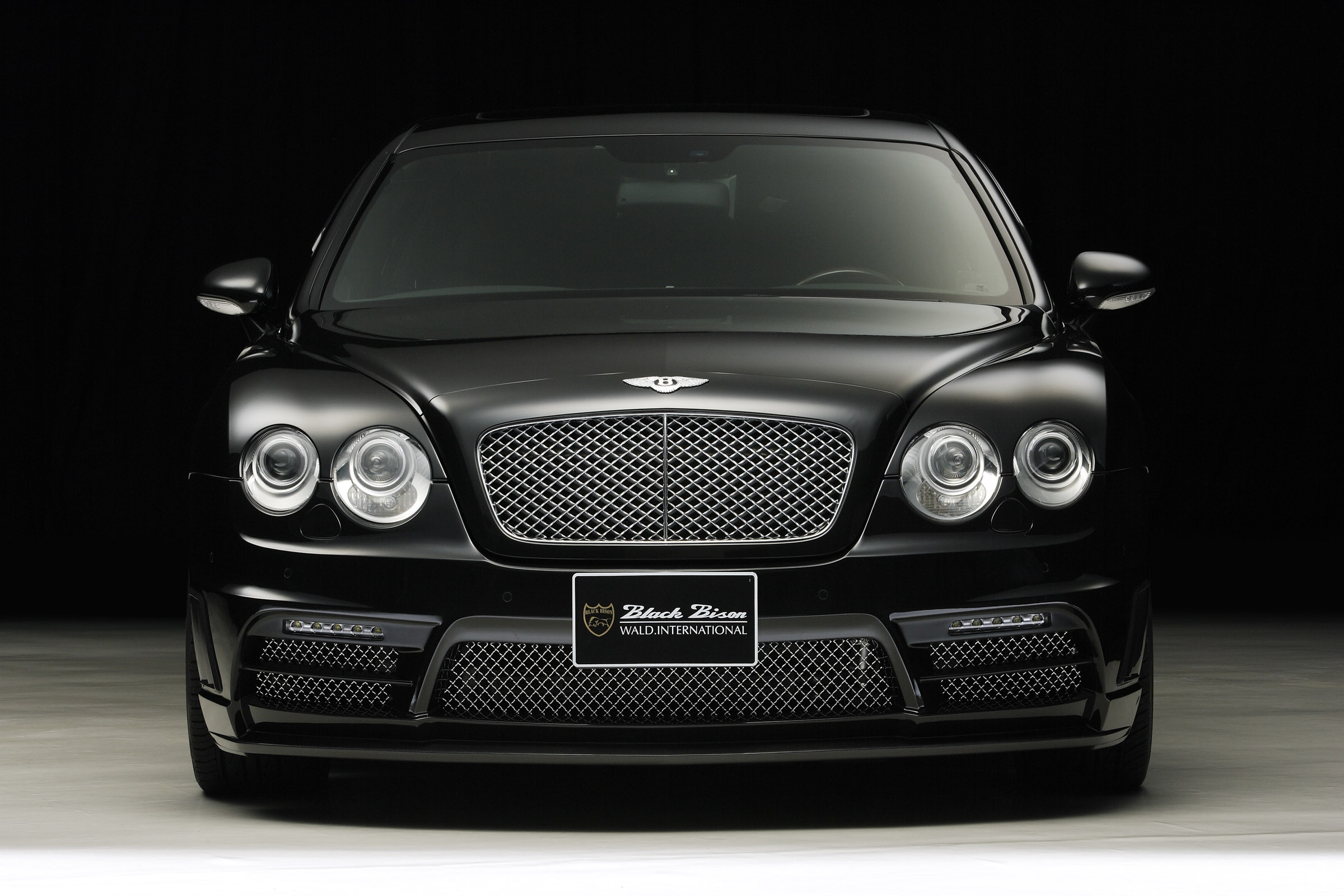 Wald Releases New Luxury Kit For The Bentley Continental