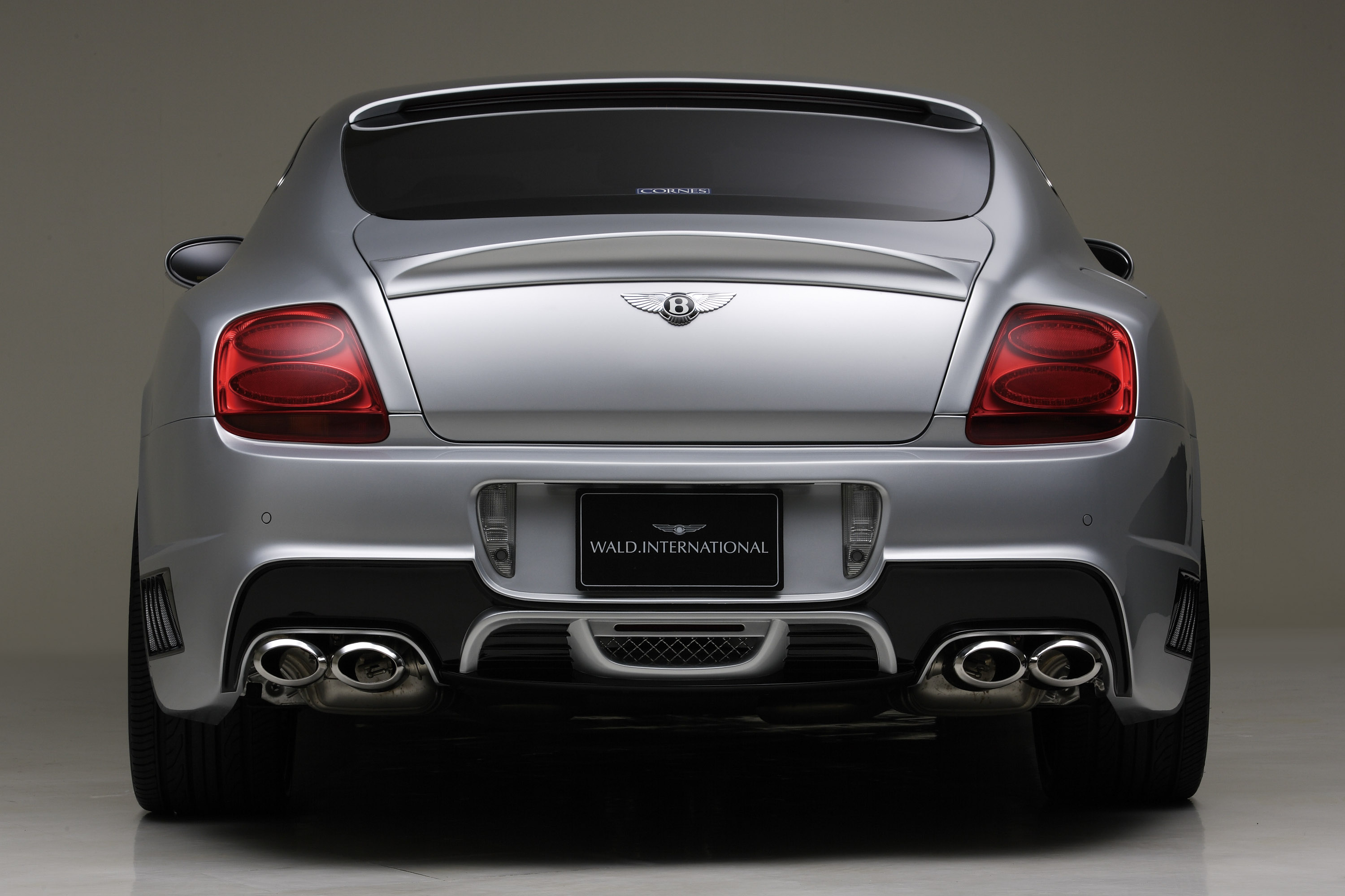 Wald Bentley Continental Gt Sports Line Black Bison