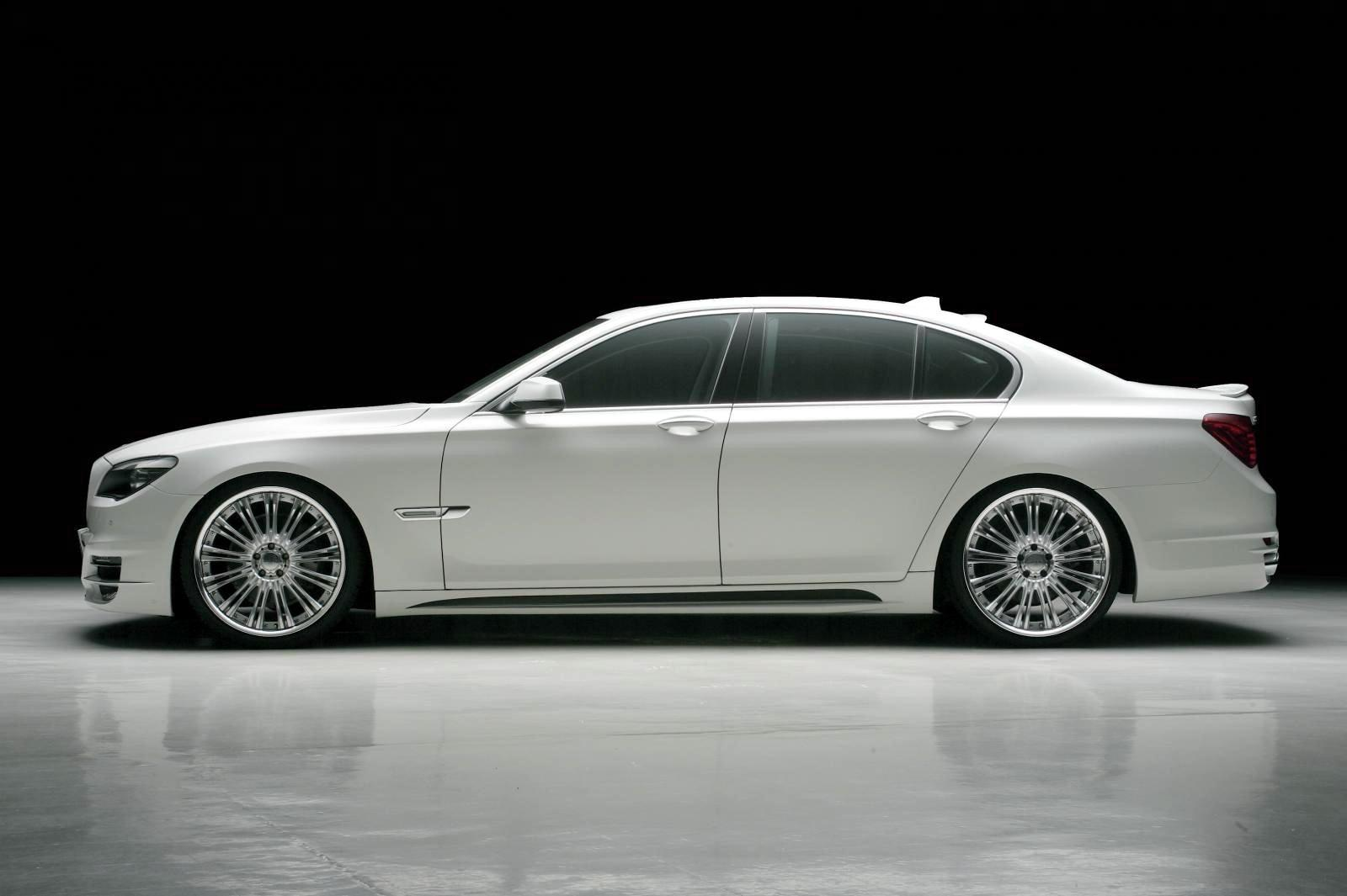 bmw 7 series f01 and f02 refined by wald international