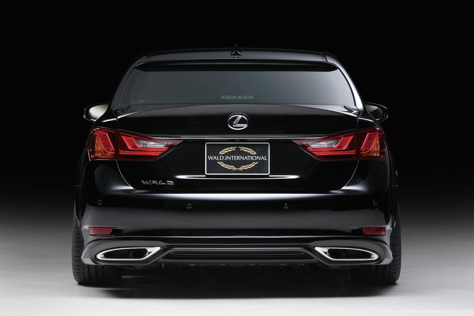 Lexus GS F Sport tuned by Wald International