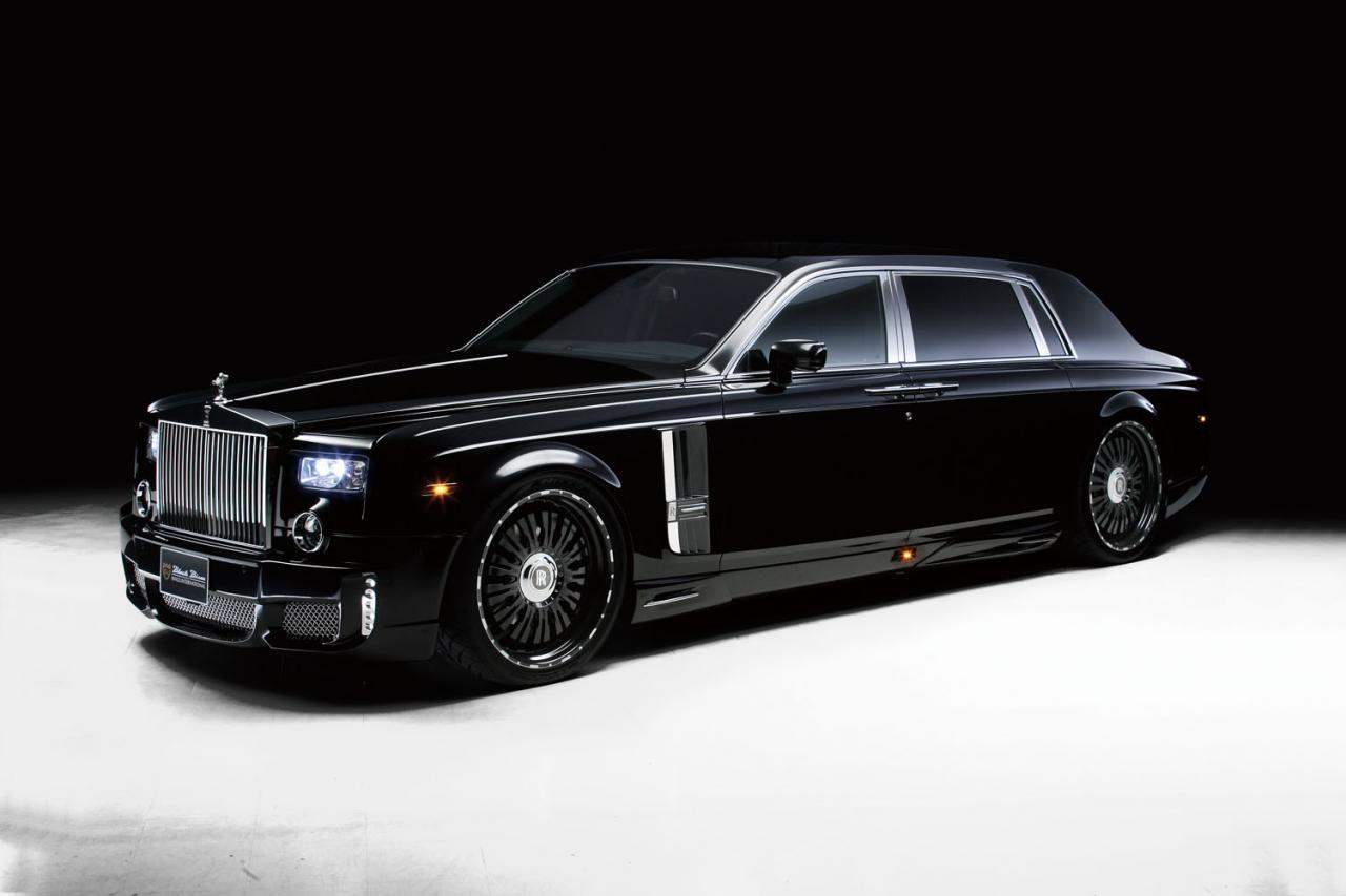 wald international rolls royce phantom ew picture 48784. Black Bedroom Furniture Sets. Home Design Ideas