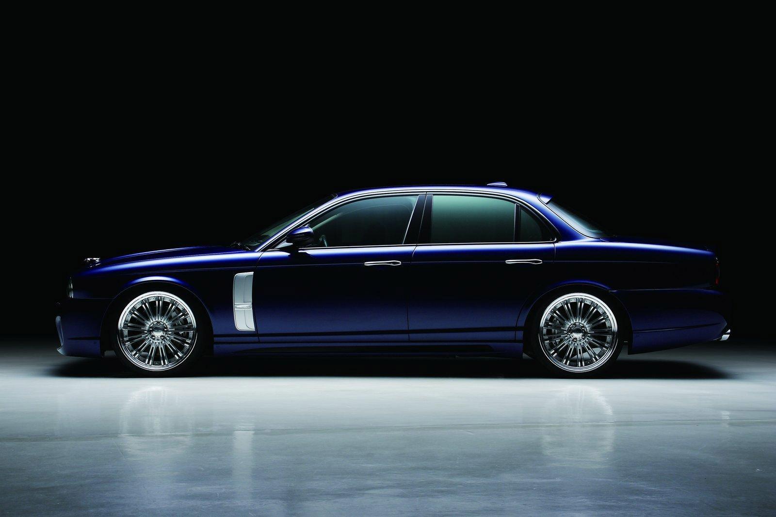 Maserati Ghibli Price >> Wald Jaguar XJ X350 Black Bison Edition