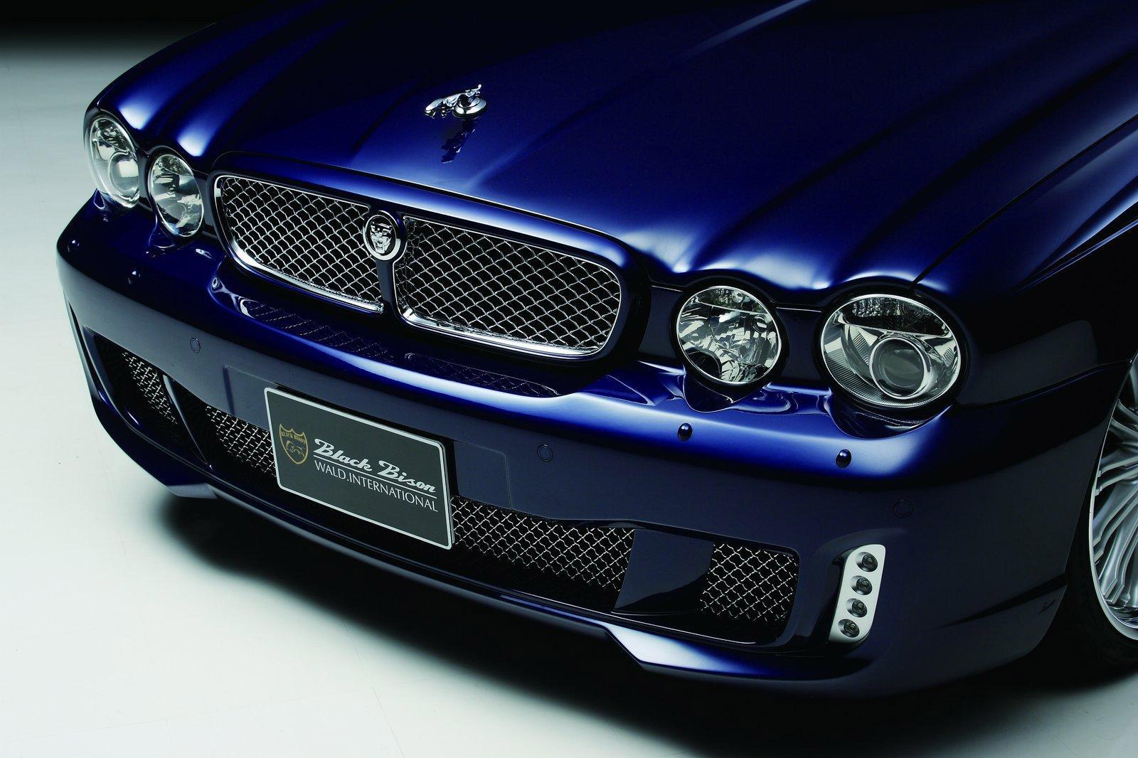 Wald Jaguar Xj X350 Black Bison Edition Picture 56904