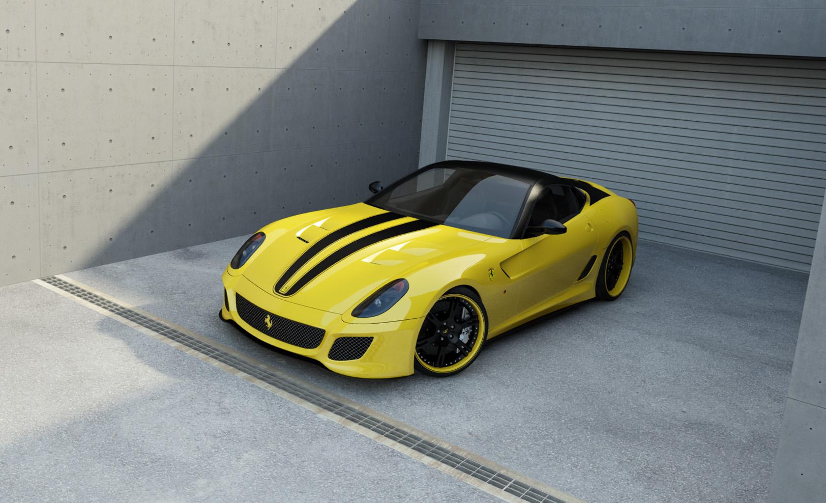 Wheelsandmore Ferrari 599 Gto Picture 62284