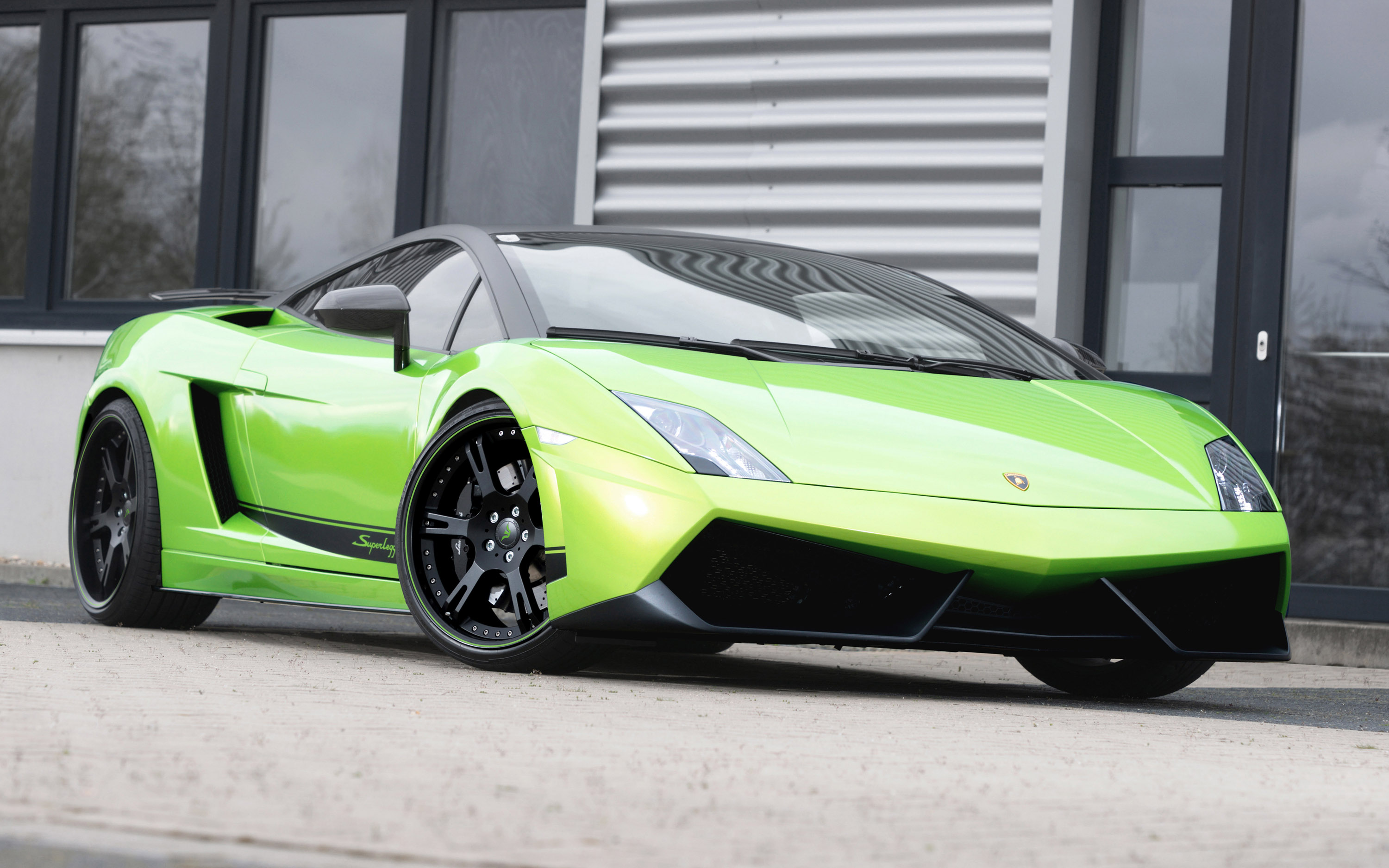 Marvelous Wheelsandmore Lamborghini Gallardo LP570 4 Superleggera