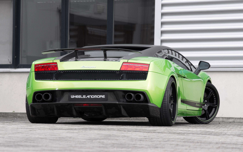 ... Wheelsandmore Lamborghini Gallardo LP620 4 Green Beret, ...