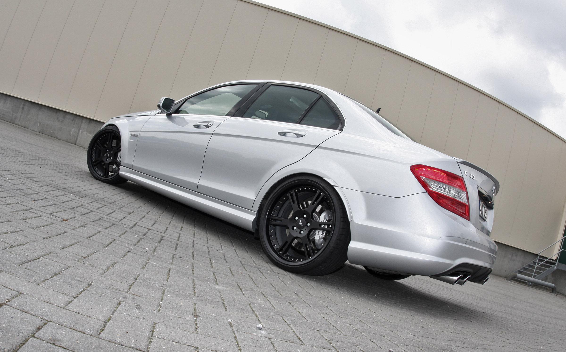 Wheelsandmore Mercedes-Benz C63 AMG - Picture 38558