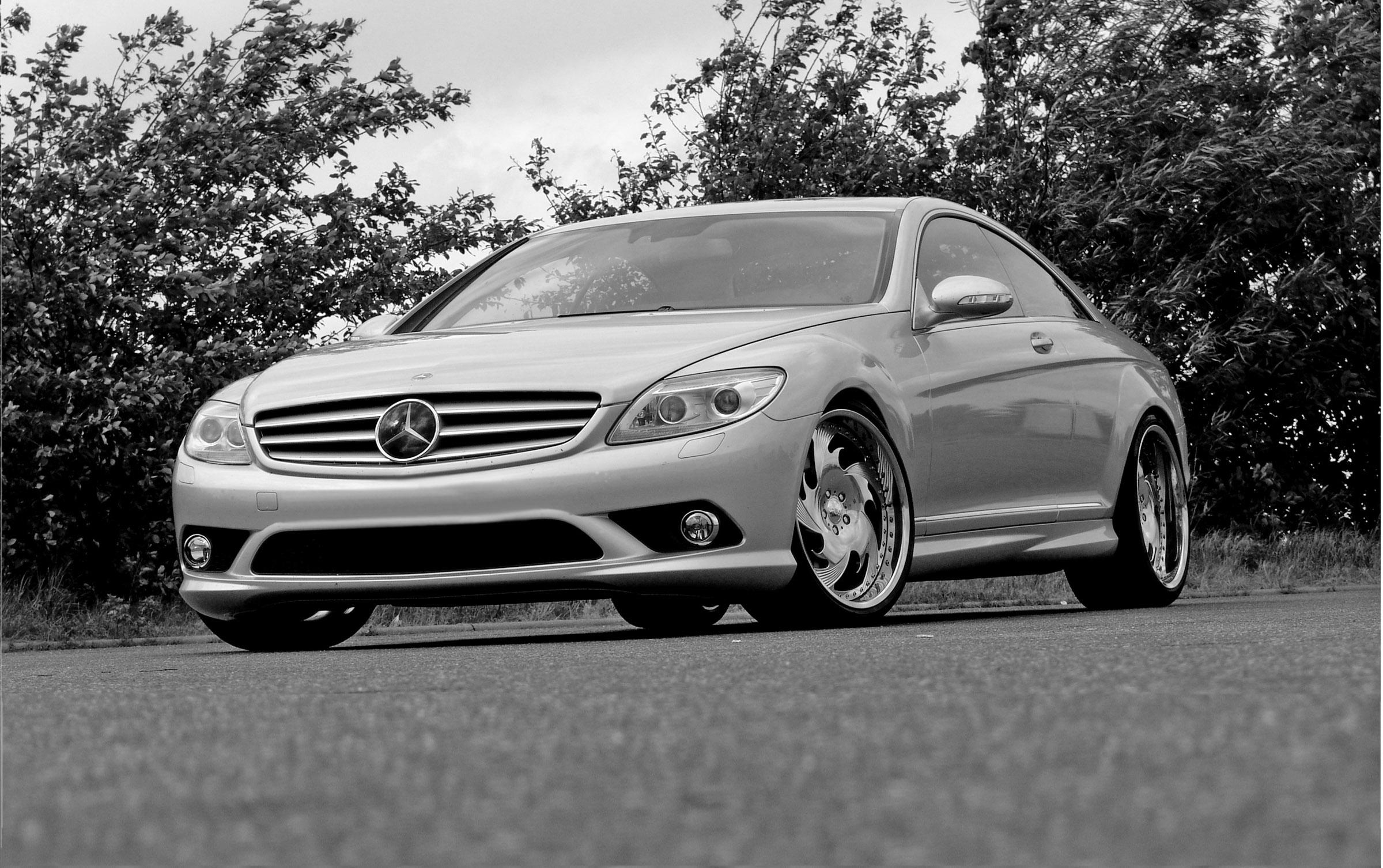 Wheelsandmore Mercedes Benz Cl 45 Picture 24939