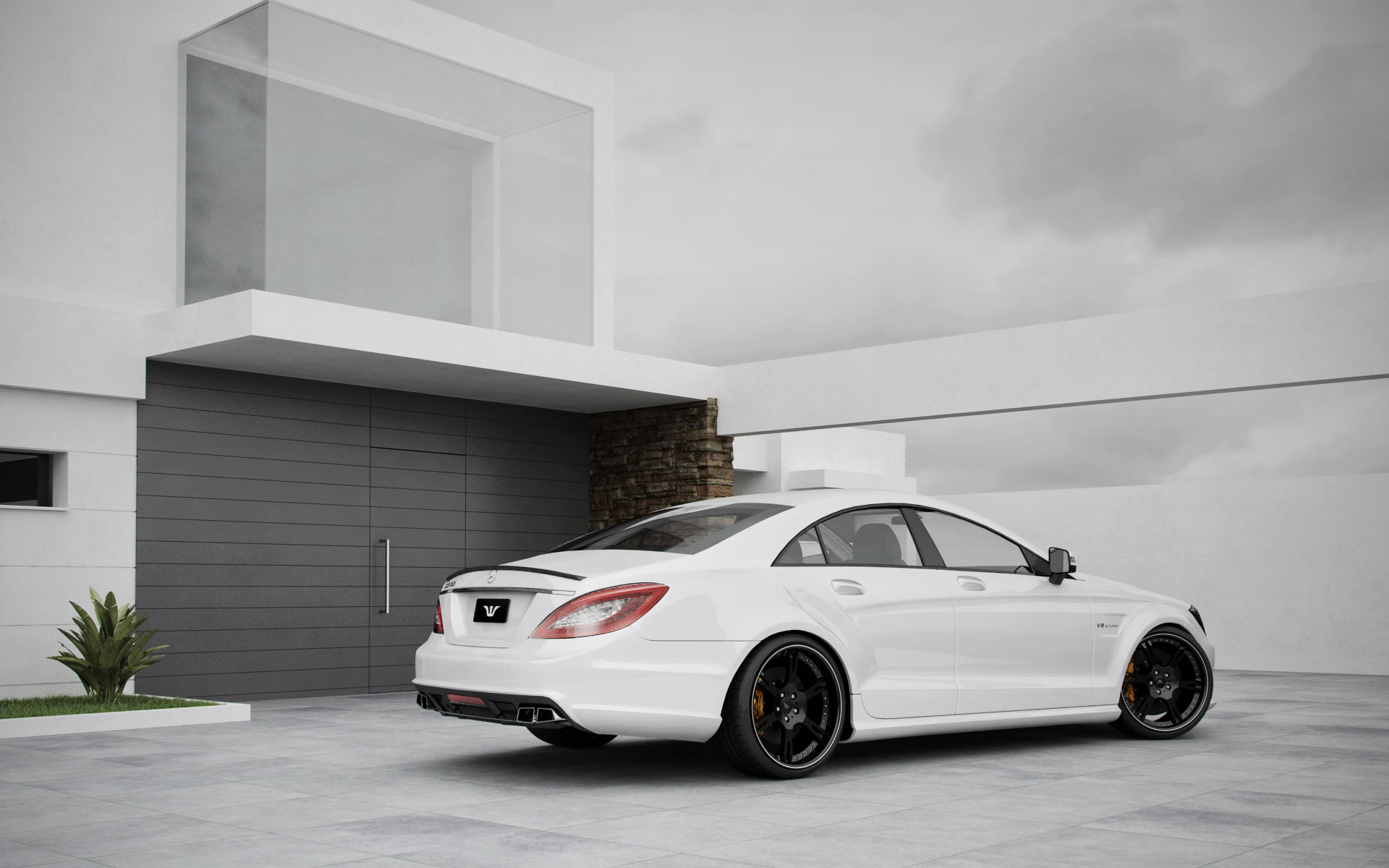 Wheelsandmore mercedes cls63 amg for Mercedes benz cls63 amg price