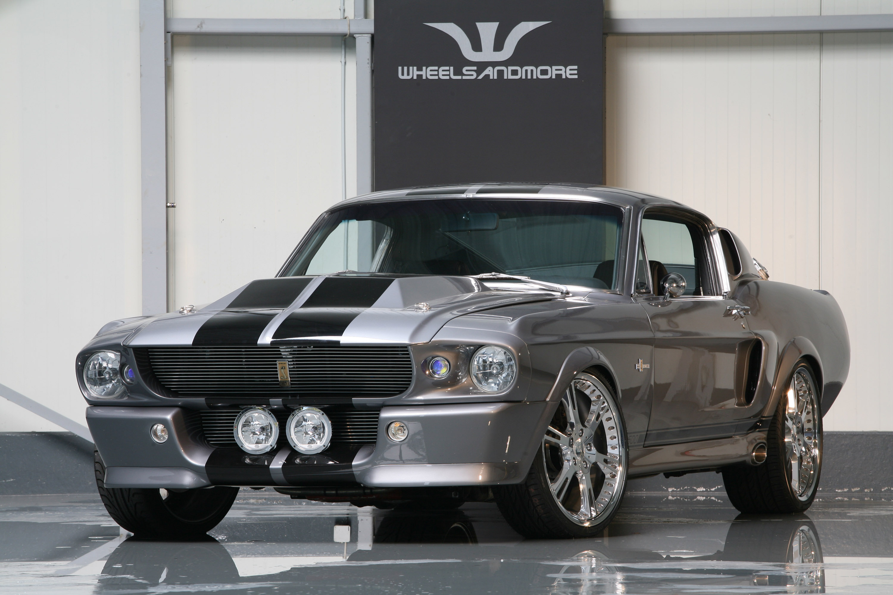 Wheelsandmore Mustang Shelby Gt500 Eleanor Picture 24920