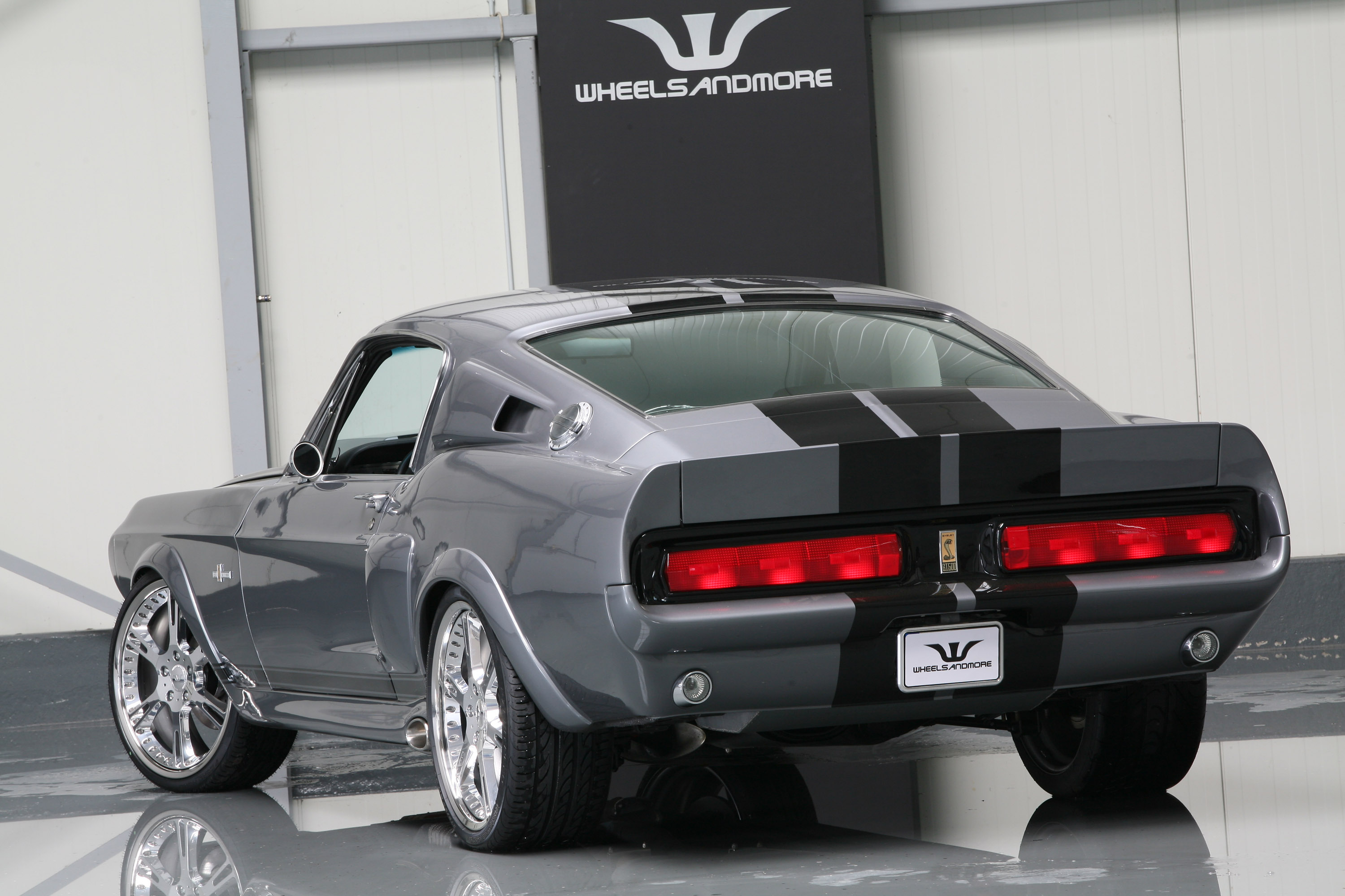 Wheelsandmore Mustang Shelby Gt500 Eleanor Picture 24902