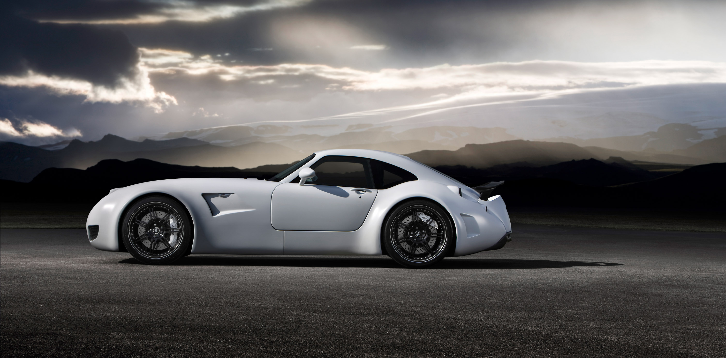 Wiesmann Gt Mf5 A Senational Lap Fighter