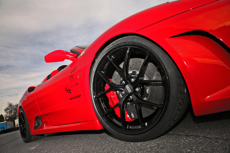 Wimmer Adds More Power To The Ferrari F430 Scuderia