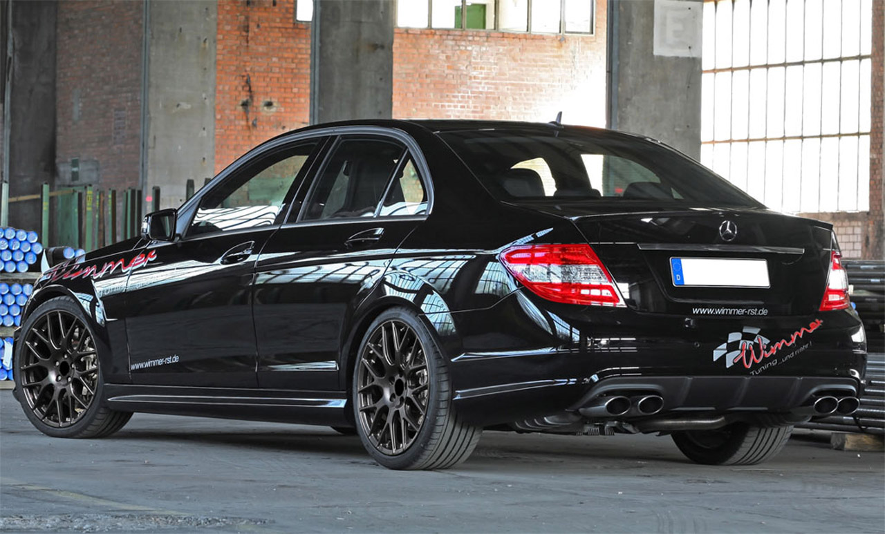 Wimmer Rs Mercedes C63 Amg Picture 48602