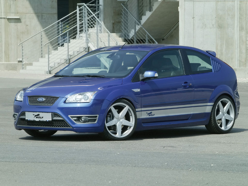 Wolf Ford Focus St