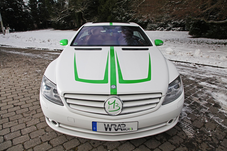 X1 Photos Mobile App >> BRABUS B63S 730 Mercedes-Benz CLS - Picture 81763