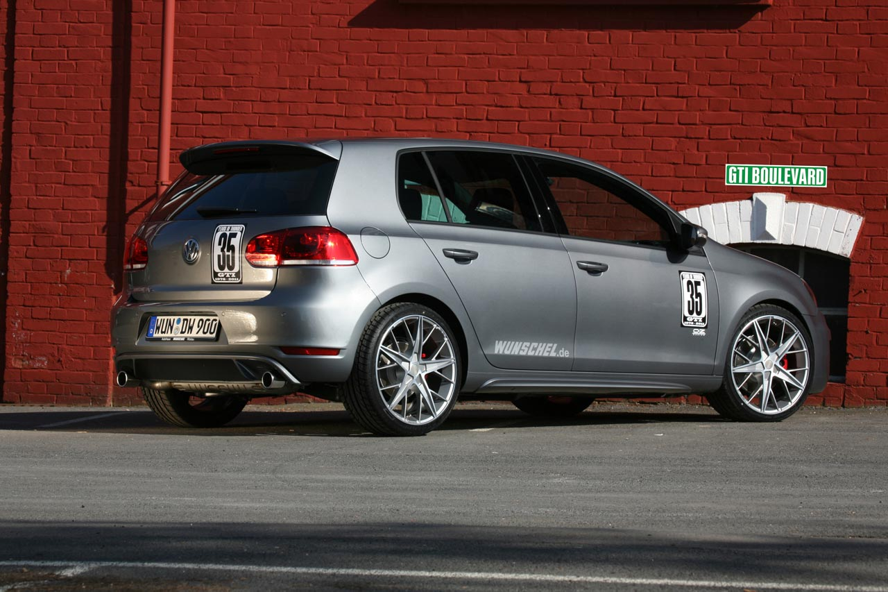 wunschel sport volkswagen golf vi gti. Black Bedroom Furniture Sets. Home Design Ideas