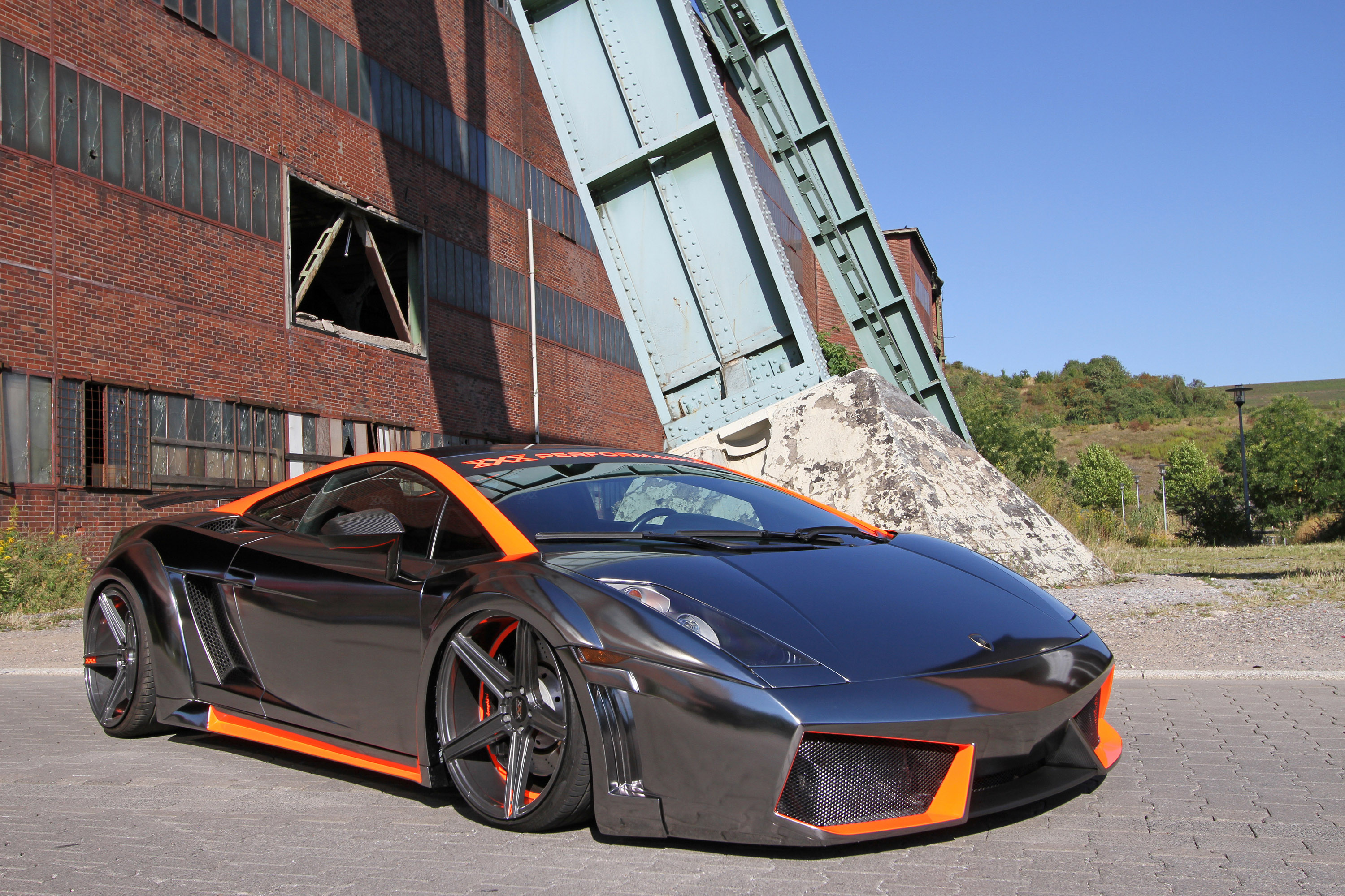 Xxx Performance Updates Lamborghini Gallardo
