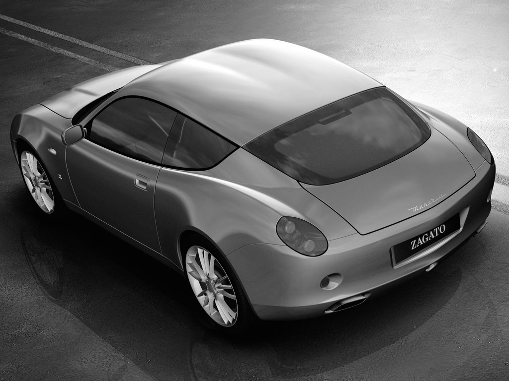 Maserati GS Zagato Photos Gallery
