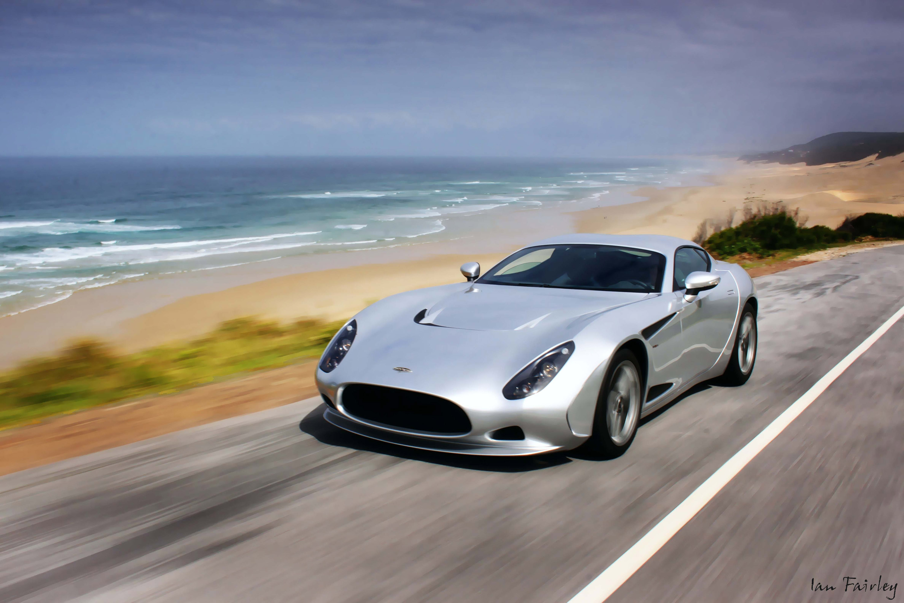 2010 Zagato Perana Z One Picture 35601