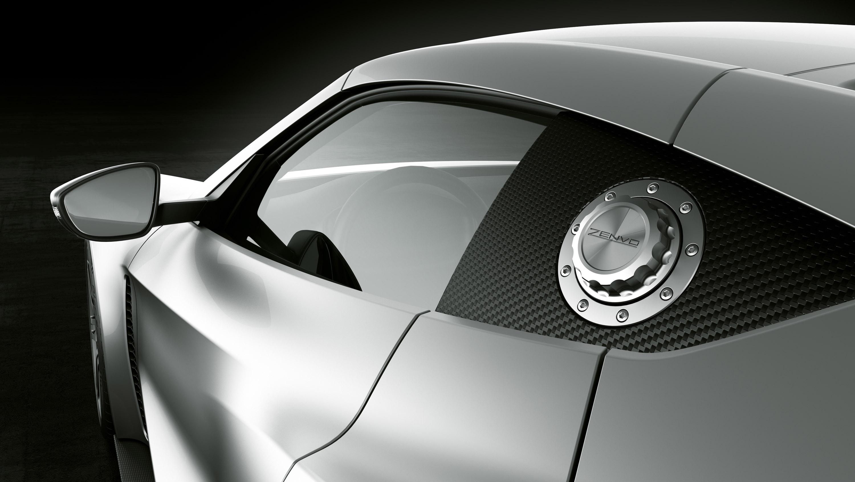 2014 Geneva Motor Show: Zenvo ST1