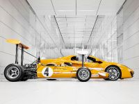 1969 McLaren M7C and MP4-12C Spider, 2 of 4