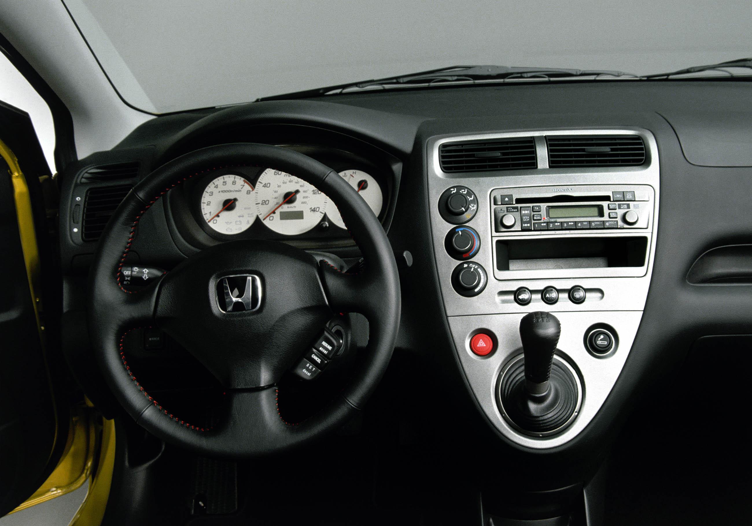 2001 Honda Civic Si Concept 11 ...
