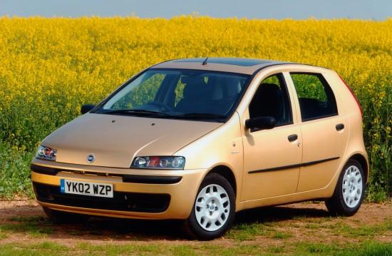 Fiat Punto 2002 Sport. Fiat Punto 2002 Black.