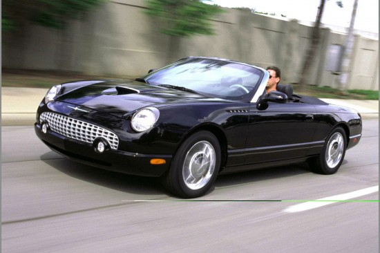 2002 Ford Thunderbird Neiman Marcus Edition 04 Picture