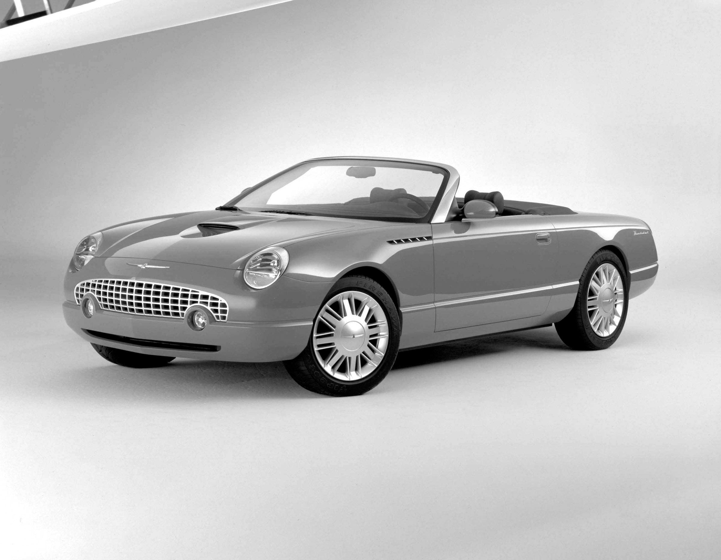 2005 ford thunderbird for autos weblog. Black Bedroom Furniture Sets. Home Design Ideas