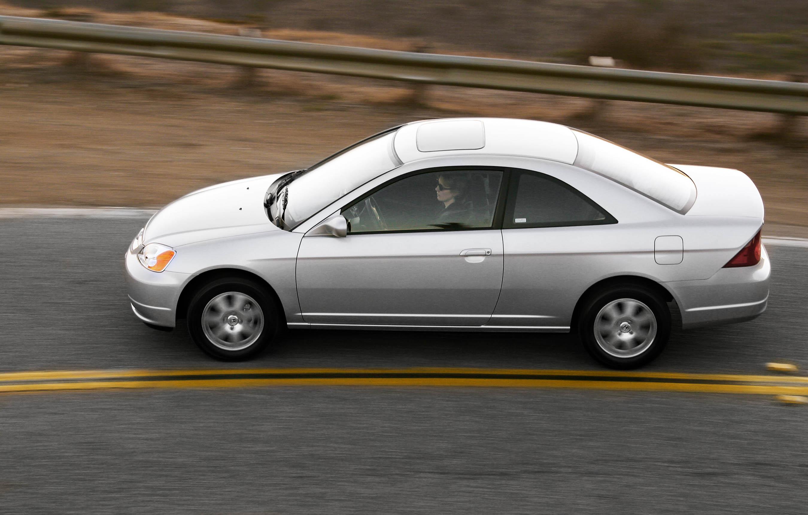 2003 Honda Civic Coupe 06 ...