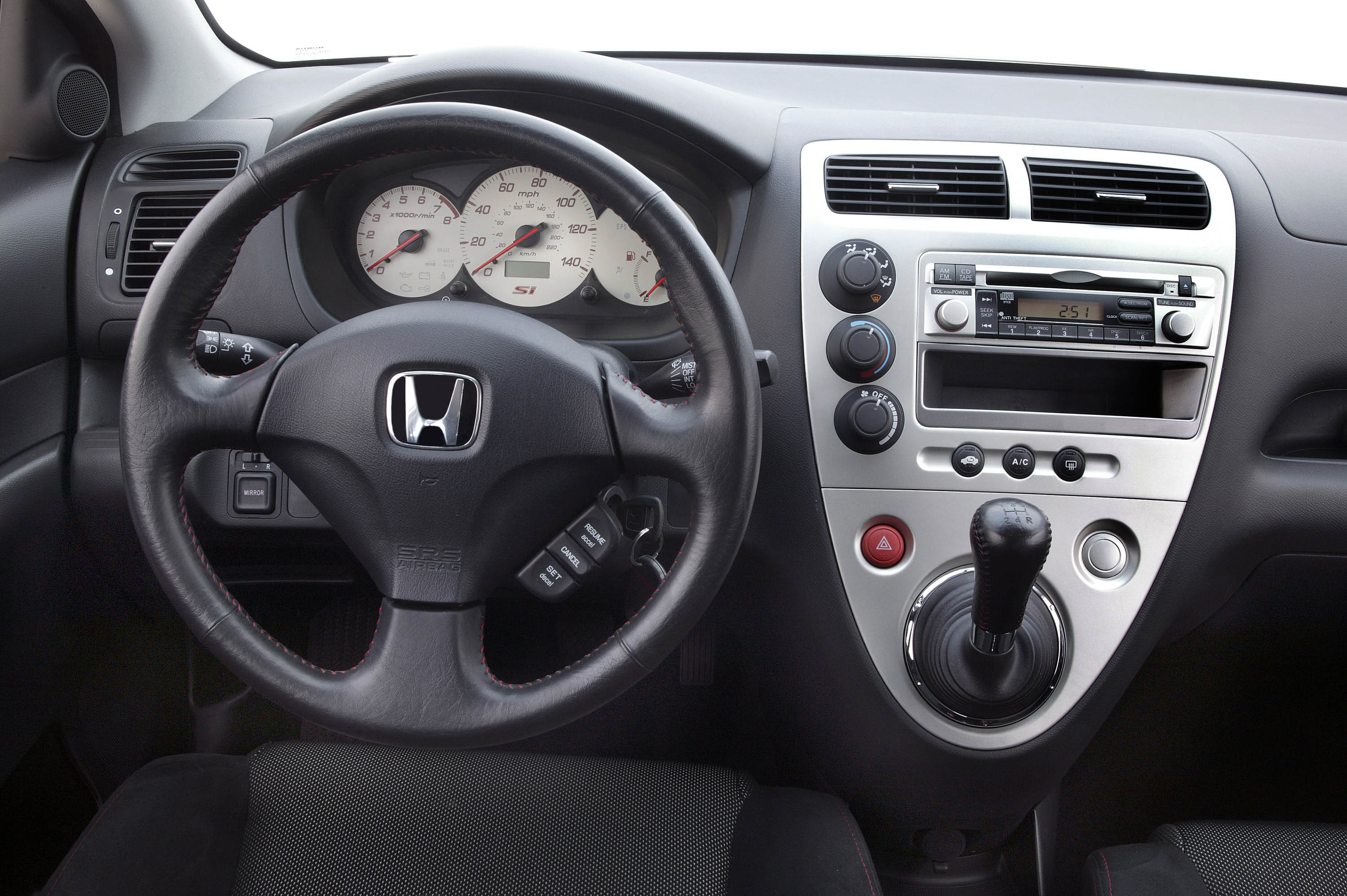 2004 Honda Civic Si 14 ...