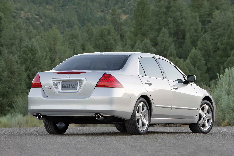 2007 Honda Accord Sedan Ex L 10 ...