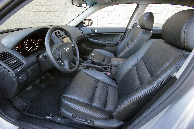 2007 Honda Accord Sedan Ex L 16 ...