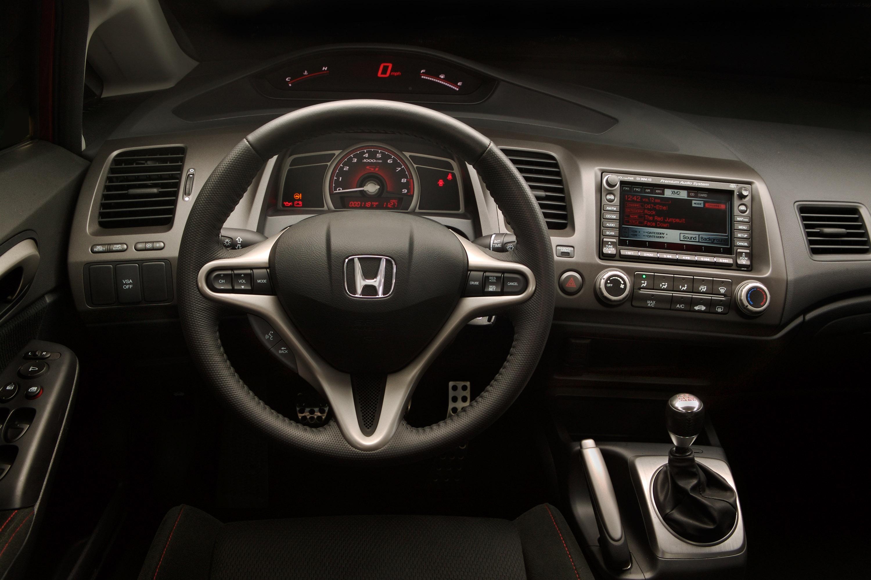 2007 Honda Civic Si Sedan 17 ...