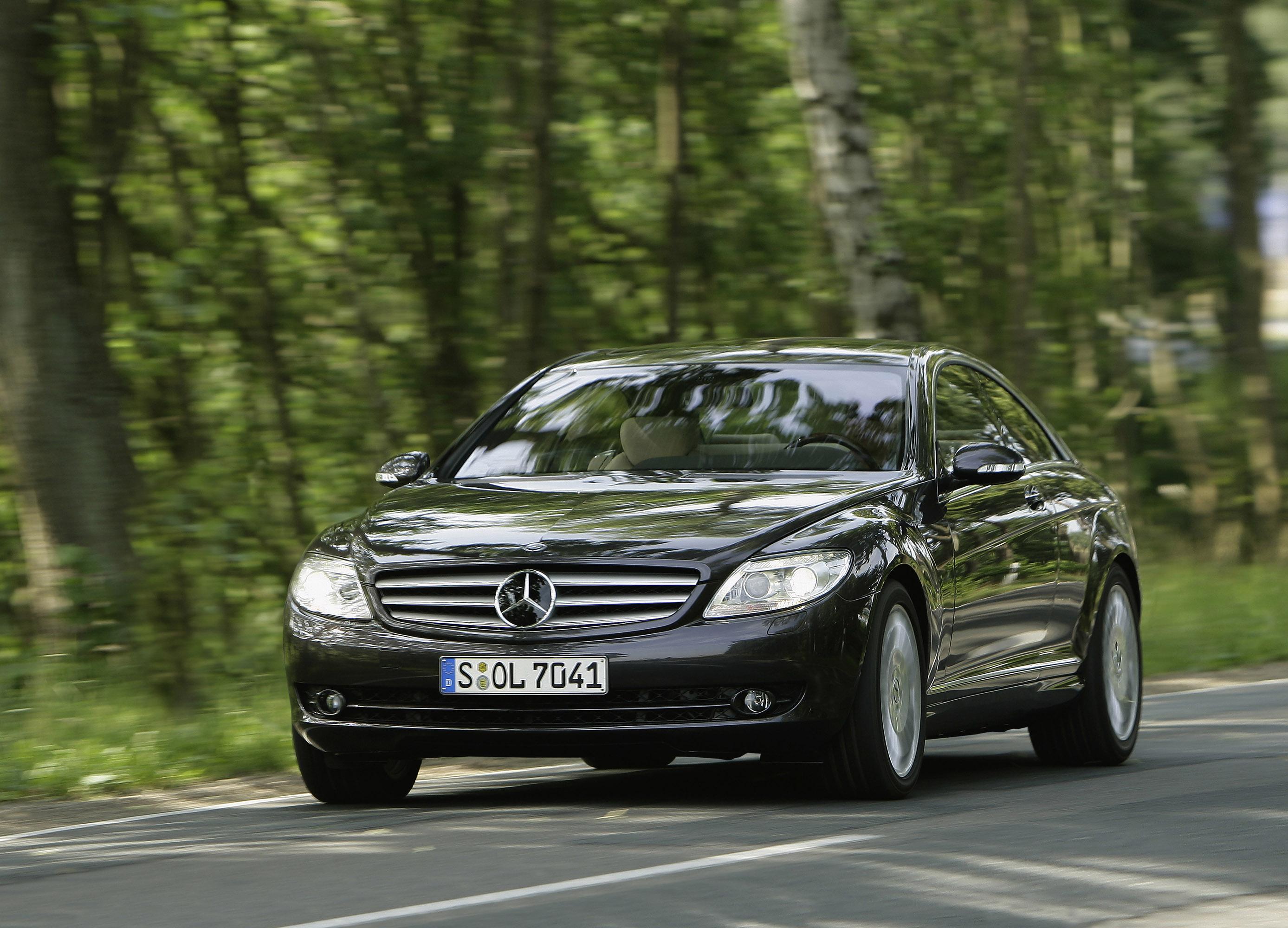 Mercedes cl500 review 2007 auto cars for Mercedes benz cl500 review