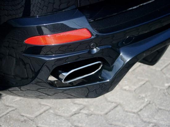 HARTGE BMW X5 E70 aerodynamic kit