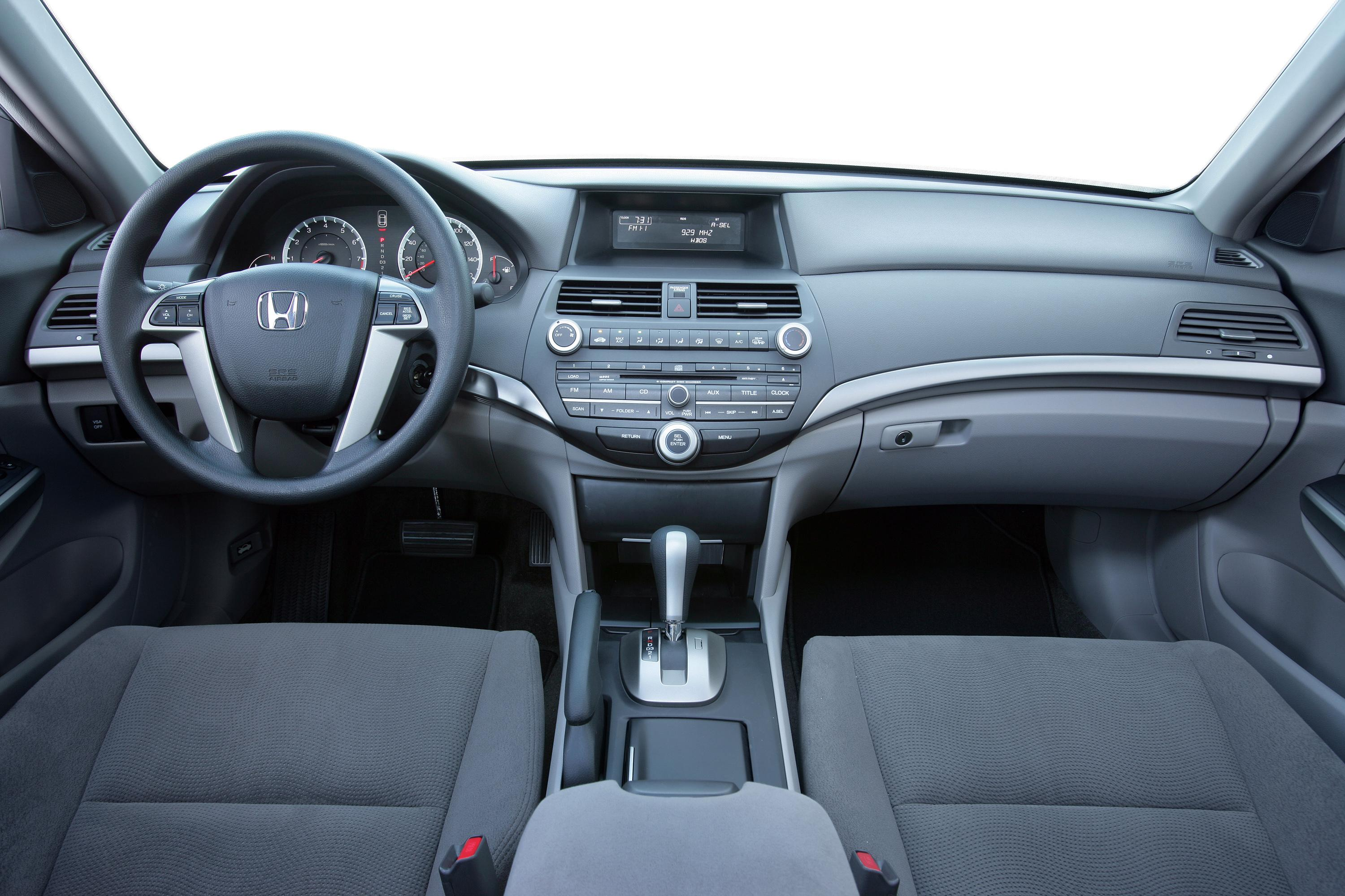 2009 Honda Accord Ex L V 6 With Sd Manual Transmission 01 Jpg