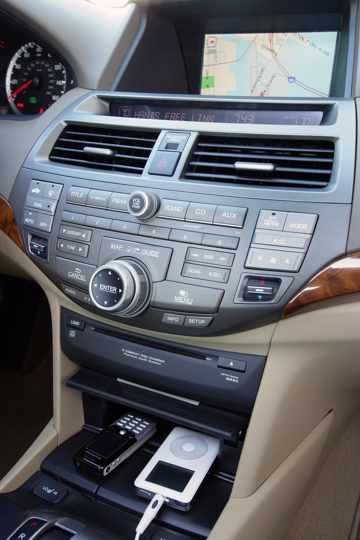 2009 Honda Accord Ex L V 6 With 6 Speed Manual Transmission 34 ...