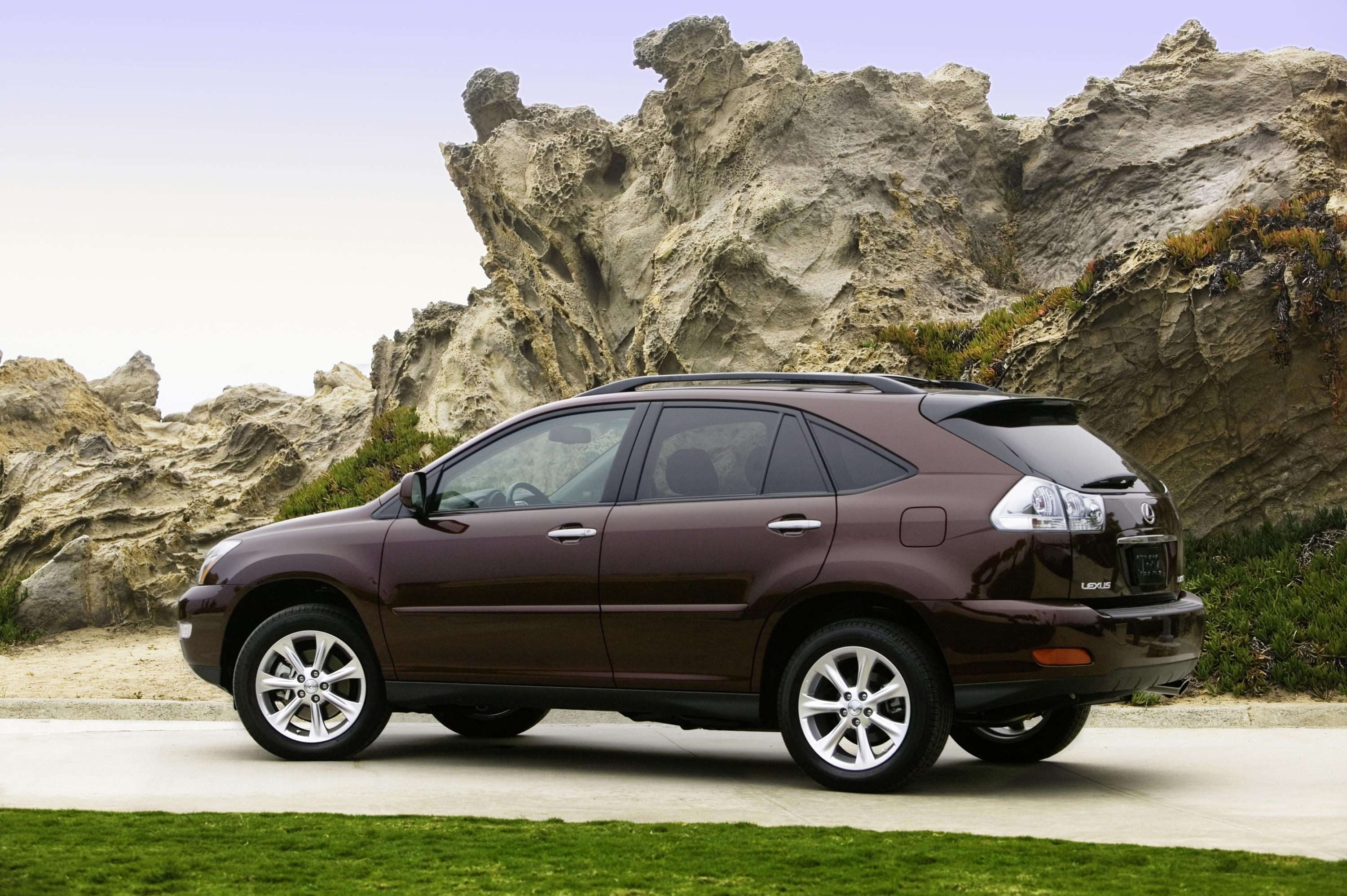 lexus rx 350 the most popular vehicle in the car based. Black Bedroom Furniture Sets. Home Design Ideas