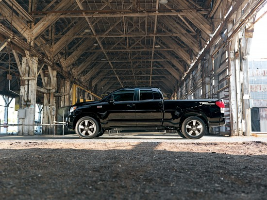 2009 Toyota Tundra With Trd Sport Edition Package 04 Picture