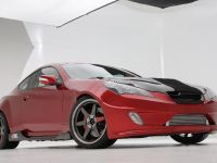 2010 ARK Performance Hyundai Genesis Coupe, 5 of 13