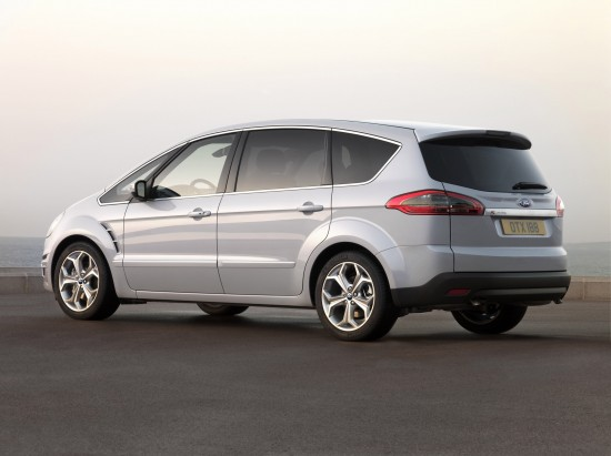 Ford S Max 2010. 2010 Ford S Max 05 Picture