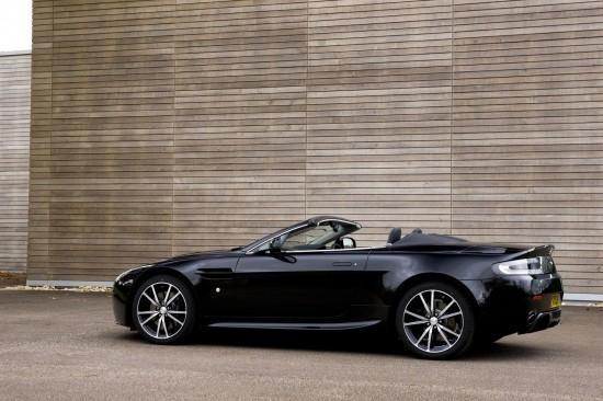 2011 Aston Martin V8 Vantage N420 Roadster 05 Picture