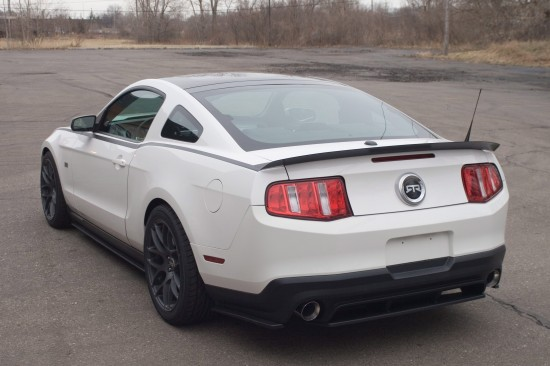 2011 ford mustang rtr 11