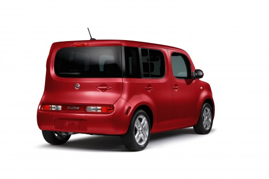 2011 Nissan Cube 03 Picture